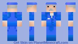 Janitor Minecraft