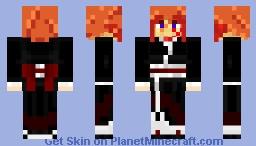 Kenshin Himura (alternate costume) Minecraft Skin