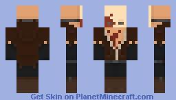 Jarjar2486's Clan Skin Request Minecraft Skin
