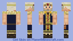 Jarl Balgruuf the Greater Minecraft Skin