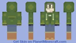 Jay [OC] Minecraft Skin
