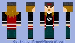 Jay Minecraft Skin