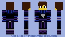 Jay (Jedi Robes) Minecraft Skin
