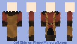 [LOTC] Fur Coat Minecraft Skin