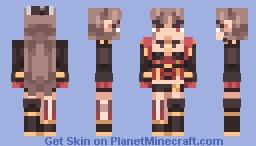 Jean Bart [Azur Lane] Minecraft Skin