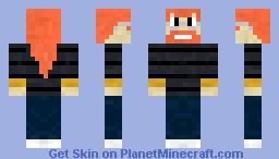 Jens Bergensten [Mojang] Minecraft Skin