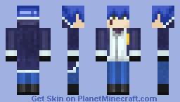 Jellal Minecraft Skin