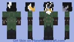 Jericho v1 Minecraft Skin