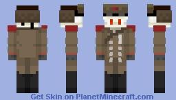 COmmunIst Minecraft Skin
