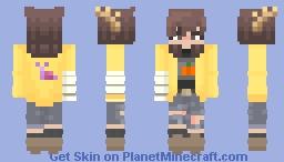 Jesse! Minecraft Skin