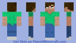 Me! Minecraft Skin
