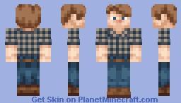 Jicklus Minecraft Skin