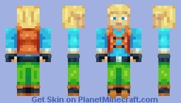 Jim - Skin Fight 2021 Minecraft Skin