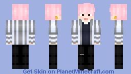 *~BTS~* *~(Jimin)~* Minecraft Skin