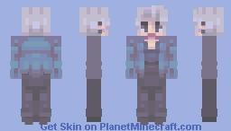 Happy Birthday Jimin | +Speedpaint in Desc Minecraft Skin
