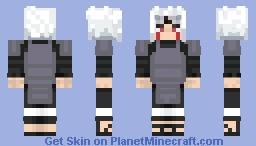 jiraya_armor Minecraft Skin