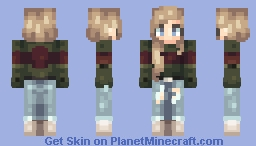yo Minecraft Skin