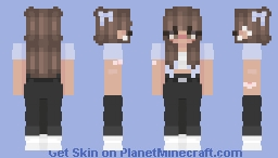 joan ♥ Minecraft Skin