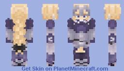 Jeanne d'Arc (Fate/Apocrypha) Minecraft Skin