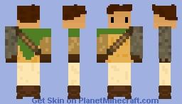 Joel's Lament Minecraft Skin
