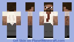 Office worker steve (apocalypse StarzBoy) Minecraft Skin