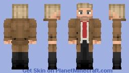 John Constantine Minecraft Skin
