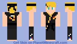 Johnny Lawrence Minecraft Skin
