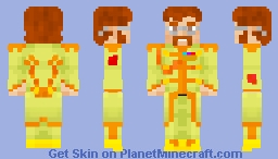 John Lennon | Sgt. Pepper's Lonely Hearts Club Band Minecraft Skin