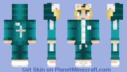 -Johnny Joestar On Squid Game- By Sheeeeppy! Minecraft Skin