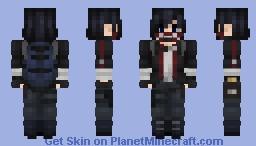 Apocalypse: Johnathan Jales Minecraft Skin