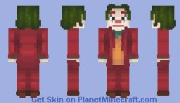 JOKER 2019 Minecraft Skin