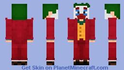Joker Skin {2019 Redone} Minecraft Skin