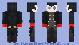 Joker | Ren Amamiya | Persona 5 Minecraft Skin