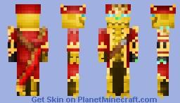 Jolly Roger Skeleton v2 Minecraft Skin