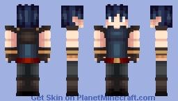 Jonathan Joestar Minecraft Skin