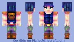 jonathan joestar ★ Minecraft Skin