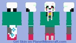 Juke Paint 2.0 design Minecraft Skin