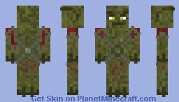 From Scratch | Zildan Goknudar Minecraft Skin