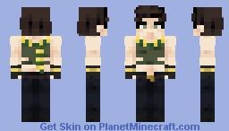 (Young) Joseph Joestar - JoJo's Bizarre Adventure Minecraft Skin