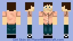 Josh Nichols Minecraft Skin
