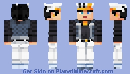 Jotaro Kujo (part 4) Minecraft Skin