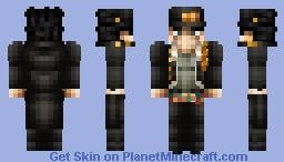 Jotaro Kujo | JoJo's Bizarre Adventure: Stardust Crusaders Minecraft Skin