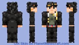 JJBA Part 3 - Jotaro Kujo Minecraft Skin