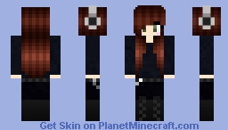 Jovana Rea (NyanJPG) Minecraft Skin