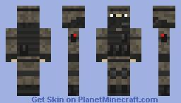 ARMY Minecraft Skin