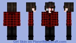 jrDIE (jrdiehl96 skin series) Minecraft Skin