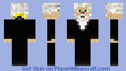 judge Minecraft Skin