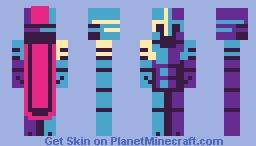 Judicator Minecraft Skin