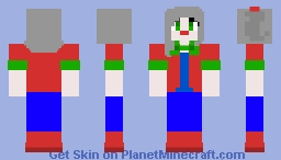 Judy (Fnaf) Minecraft Skin