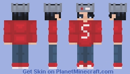 Jughead Jones - Archie Comics Minecraft Skin